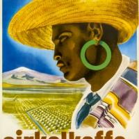KF-affisch: Cirkelkaffe (man)