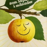 KF-affisch: Frukt som lapar sol i månader