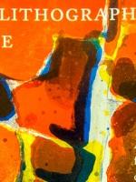 Cecilia Frisendahl, The lithographic stone