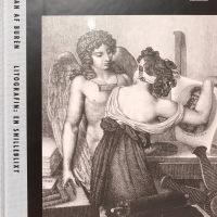 Jan af Burén, Litografin: En snilleblixt