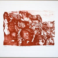 Cecilia Frisendahl, Torson bland röda Varelser