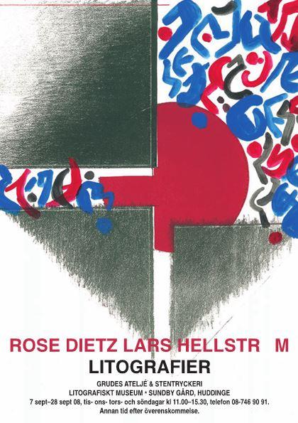 2008: Rose Dietz och Lars Hellström