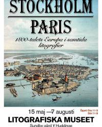 2011: Stockholm – Paris