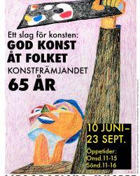 2012: God konst åt folket. Konstfrämjandet 65 år