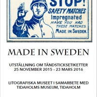 2015-2016: Made in Sweden